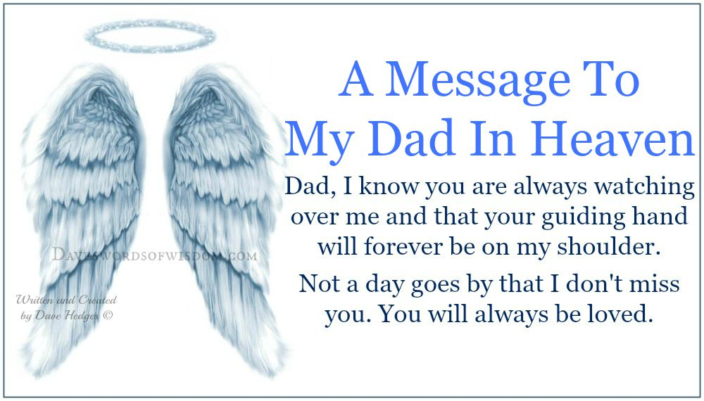 share a photo - Merry Christmas In Heaven Dad